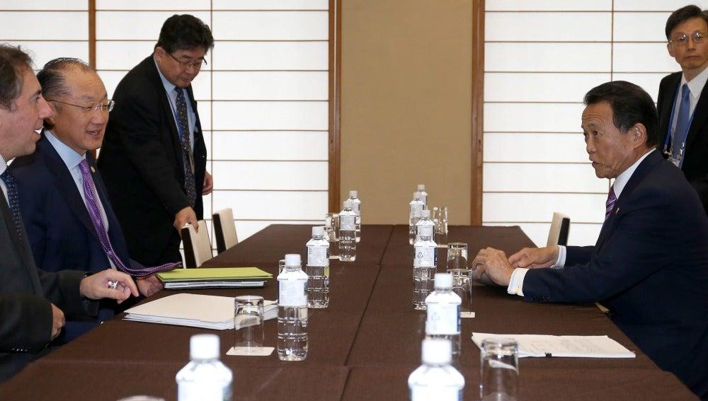 Cumbre del G7 en Sendai