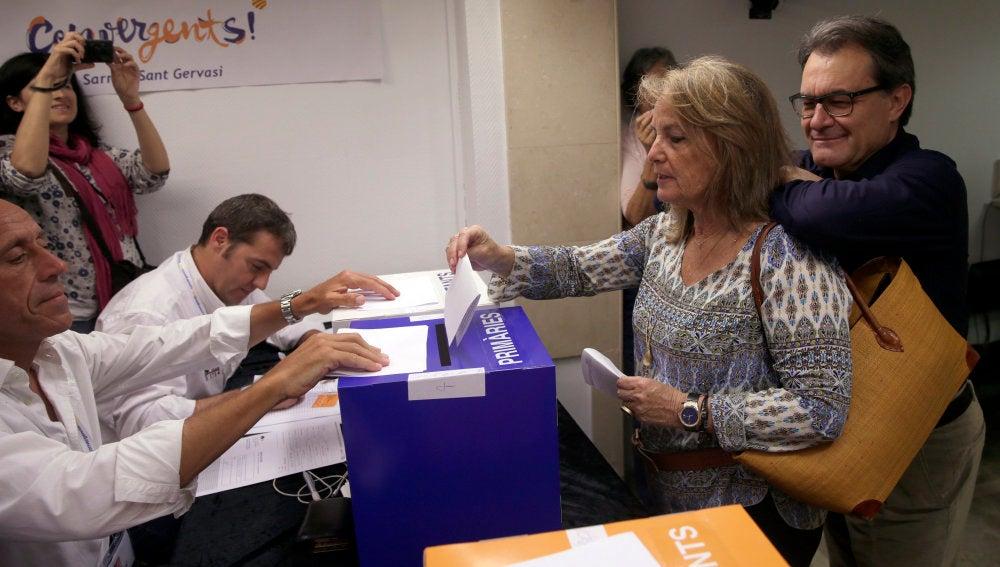Votaciones en CDC