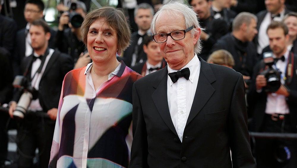 El cineasta británico Ken Loach