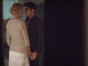 ¿Ha vuelto a caer Claudia en las redes de Carlos?