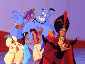 1994 - 'Aladdin'