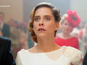 A un paso del altar, Carmen descubre que su boda es un error