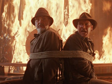 1989 - 'Indiana Jones y la última cruzada'