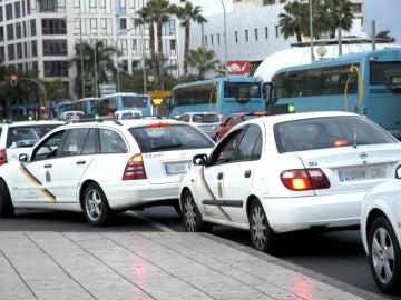 Taxis en Las Palmas de Gran Canaria