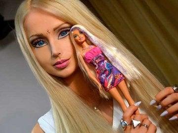 Valeria Lukyanova se dio a conocer por su gran parecido físico con la muñeca Barbie