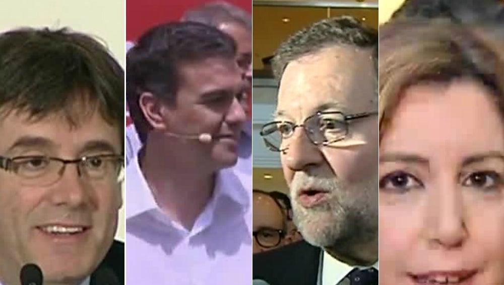 La porra de los políticos para la final de la Champions