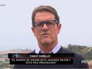 Fabio Capello opina sobre la final de la Champions League
