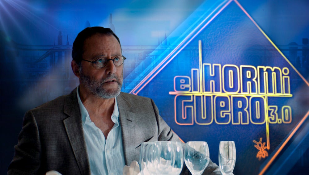 Jean Reno en 'El Hormiguero 3.0'
