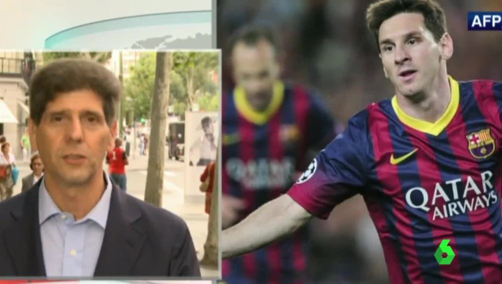 El juicio de Messi, contado en todas partes del mundo