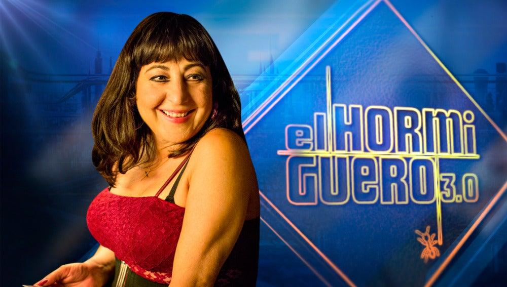 Carmen Machi en 'El Hormiguero 3.0'