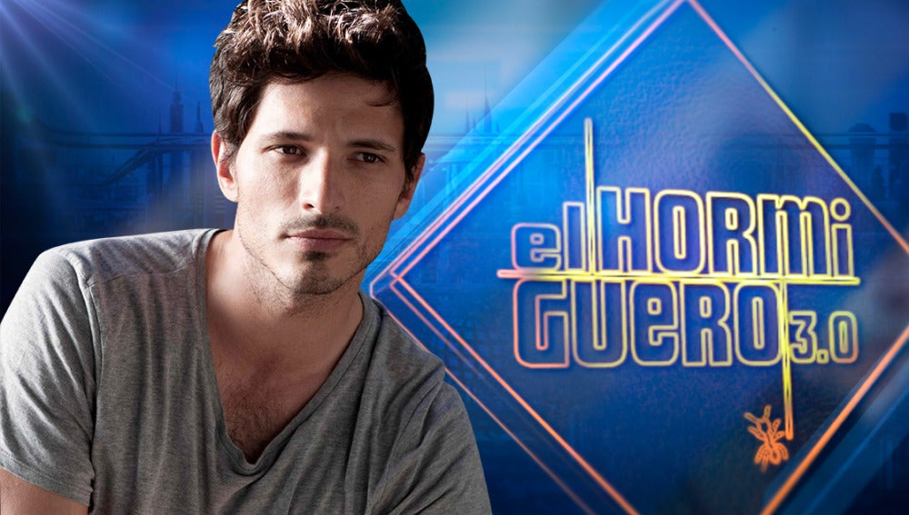 Andrés Velencoso en 'El Hormiguero 3.0'
