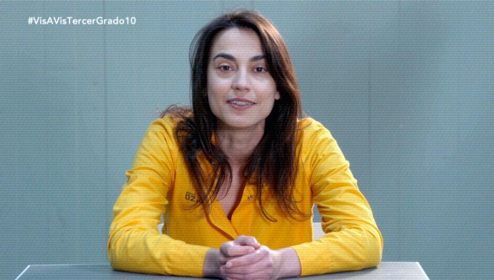 Helena en el psicólogo