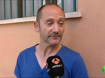Manuel Soria. presidente del club de fans de Luis Salom