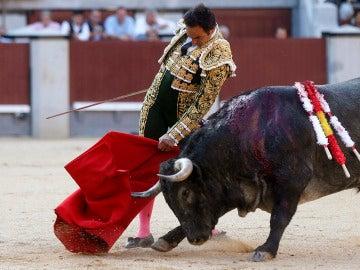 El diestro Manuel Jesús 'El Cid'