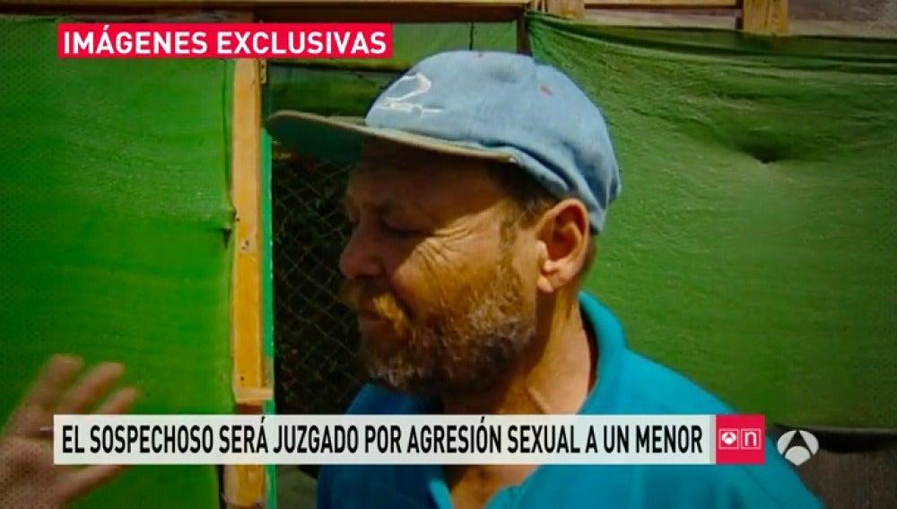 Frame 115.771243 de: El sospechoso de raptar a Yéremi se enfrenta a 13 años de cárcel por la violación de un niño