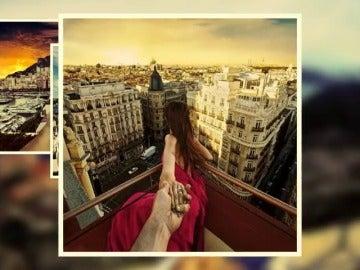 Frame 36.346096 de: Se conviernen en un fenómeno en Instagram paseando por el mundo cogidos de la mano