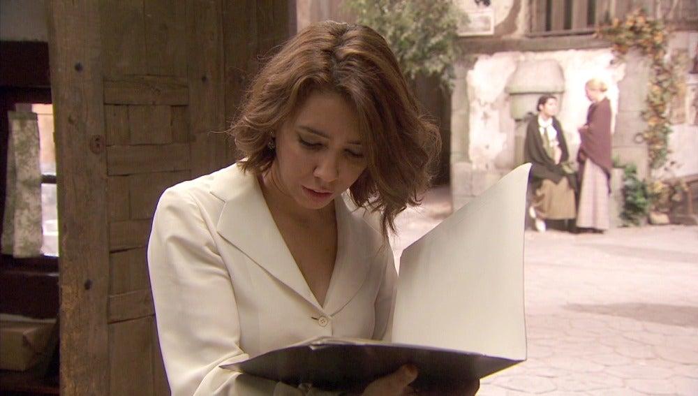 Francisca Montenegro, el objetivo de Cristóbal