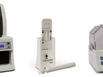 Drugsip, dispositivo para detectar seis tipos de drogas en 8 minutos
