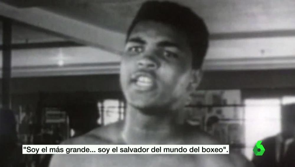 Así fue la carrera deportiva de Muhammad Ali
