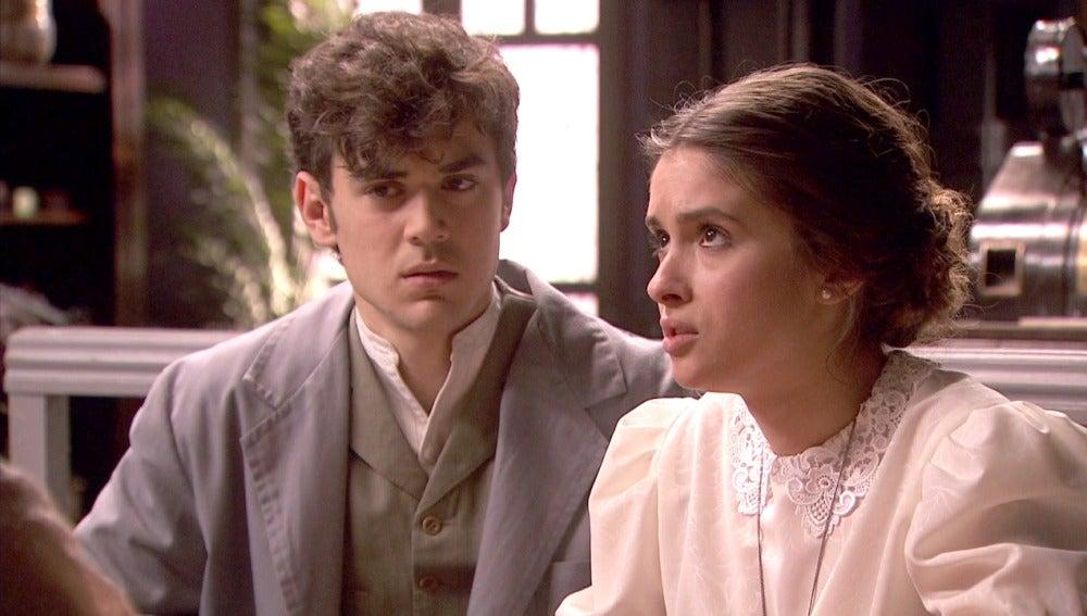 Elías le oculta a Beatriz la verdad sobre Hernando