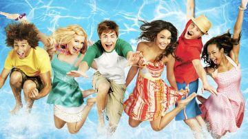 Los actores de 'High School Musical'