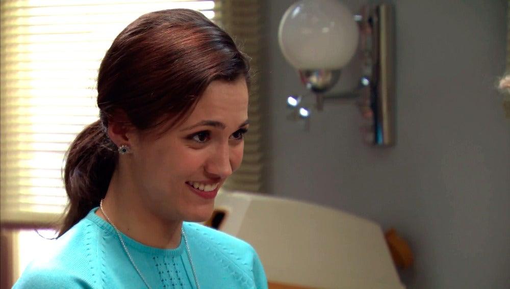 Sofía recobra la ilusión confiando en un curandero