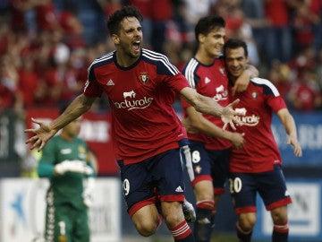 Osasuna vence 3-1 al Nástic en los playoffs de ascenso a la Liga BBVA