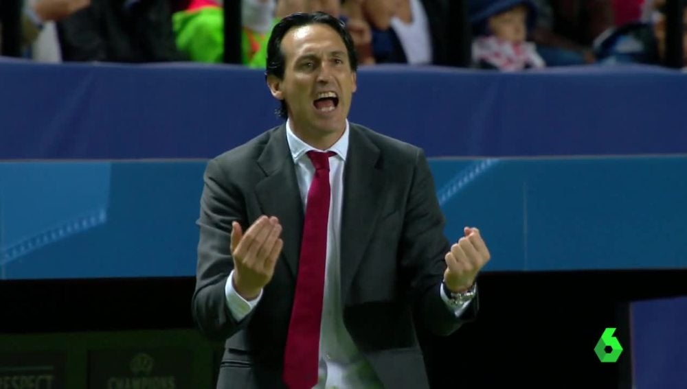 Acuerdo total entre Emery y el PSG