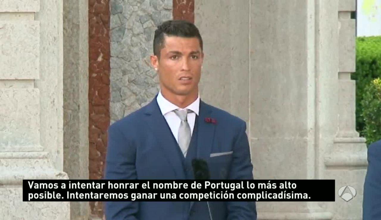 Cristiano Ronaldo en Portugal