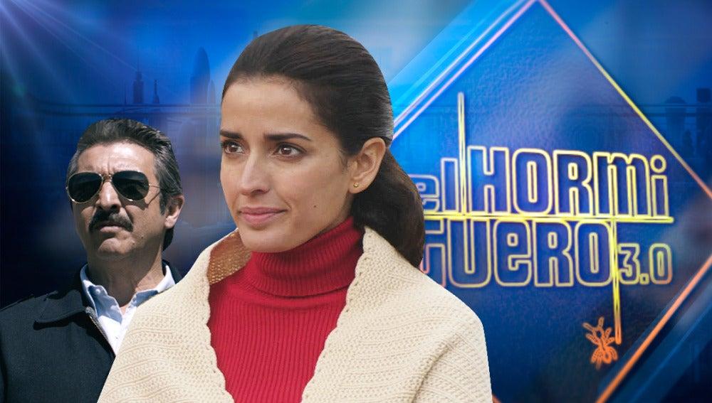 Ricardo Darín e Inma Cuesta en 'El Hormiguero 3.0'