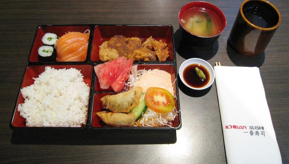 Que comáis una vez al día, que lo dice Yoshinori Nagumo.