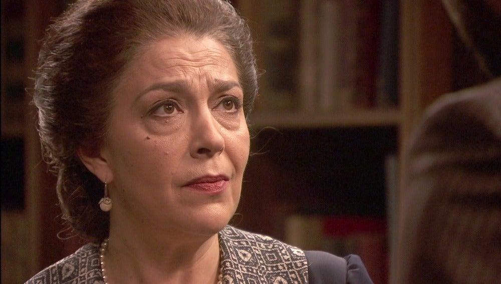 """Severo a Francisca: """"Le haré pagar por lo que me hizo"""""""