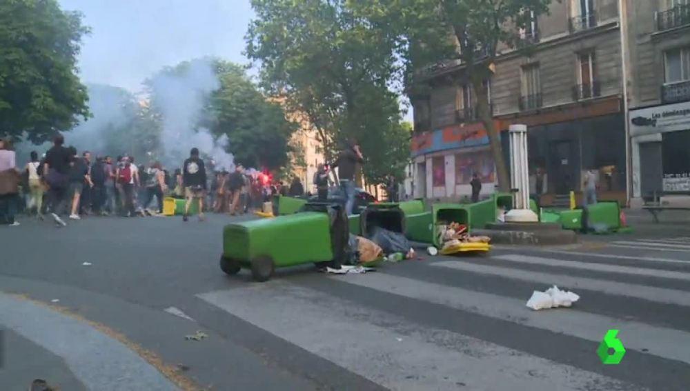 Huelgas en Francia antes de la Euro