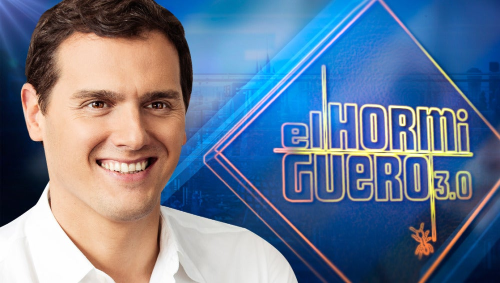 Albert Rivera en 'El Hormiguero 3.0'