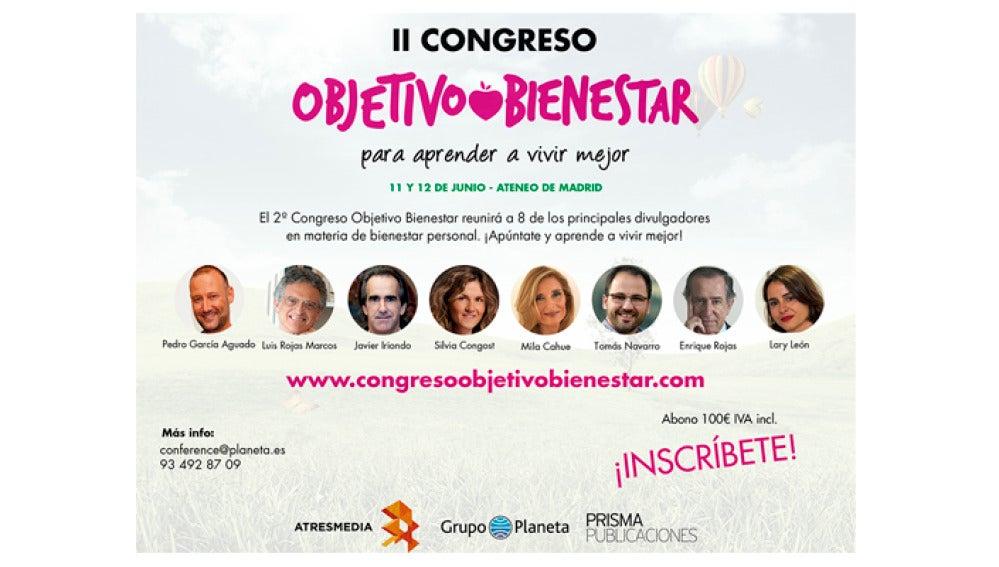 II Congreso Objetivo Bienestar