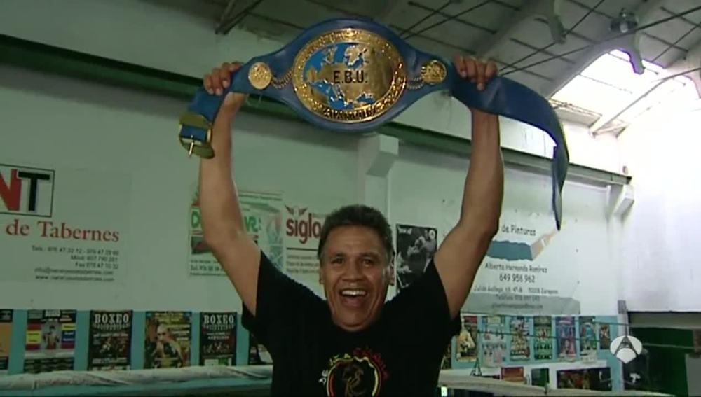 El boxeador español que plantó cara a Ali