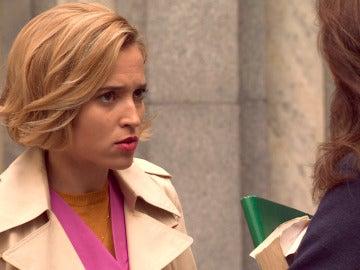 """Carlota a Sofía: """"¿Has robado dinero de la caja?"""""""