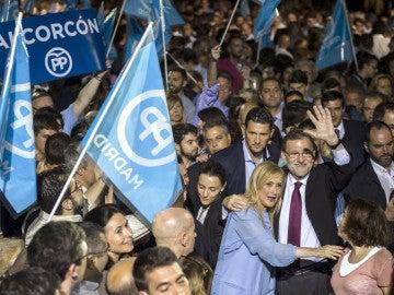 Acto de inicio de campaña del PP