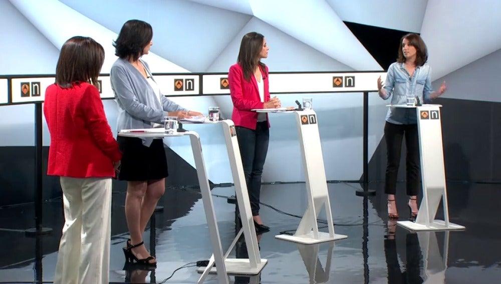 Frame 68.314876 de: Venezuela: Levy reprocha a Bescansa el chavismo de Podemos