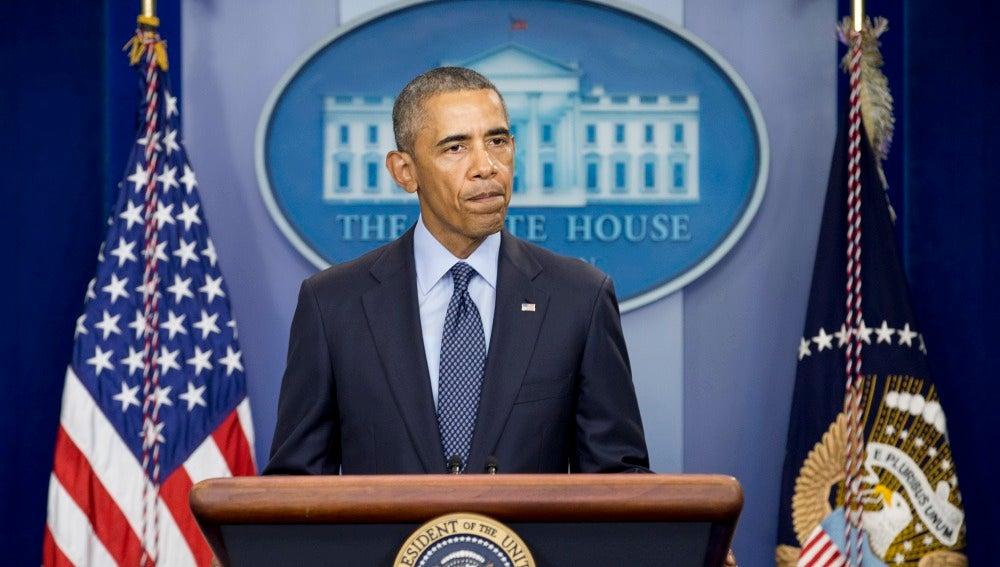 """Barack Obama, sobre la masacre de Orlando: """"Es un acto de terrorismo y odio"""""""