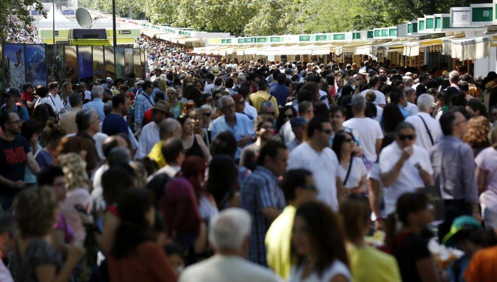 La Feria del Libro, un paseo fundamental para conocer el panorama literario