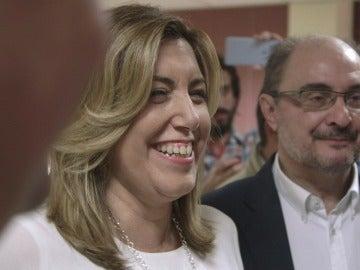 Susana Díaz en 'Dos días y una noche'