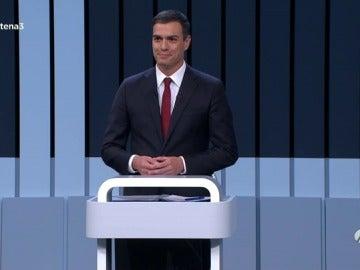 """Frame 240.34056 de: Sánchez: """"Me voy a someter a una cuestión de confianza para demostrar que voy a cumplir"""""""