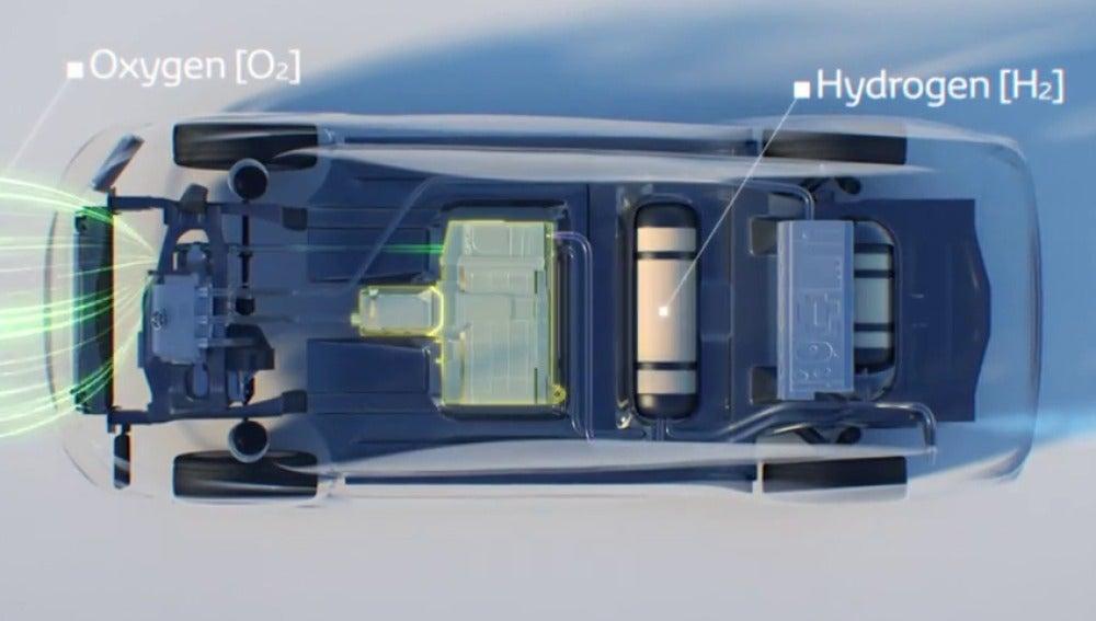 Frame 9.866719 de: El hidrógeno, protagonista de los nuevos coches eléctricos