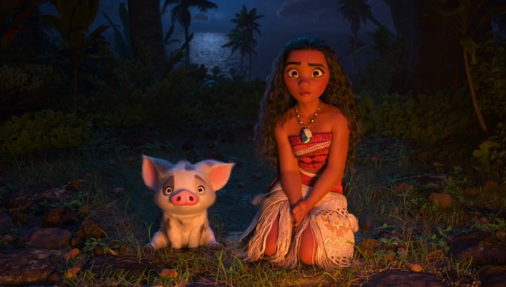 La nueva princesa de Disney, Moana