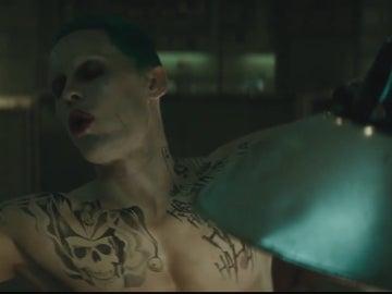 Jared Leto es el Joker en 'Escuadrón Suicida'