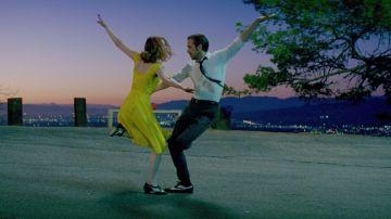 Emma Stone y Ryan Gosling protagonizan 'La La Land'