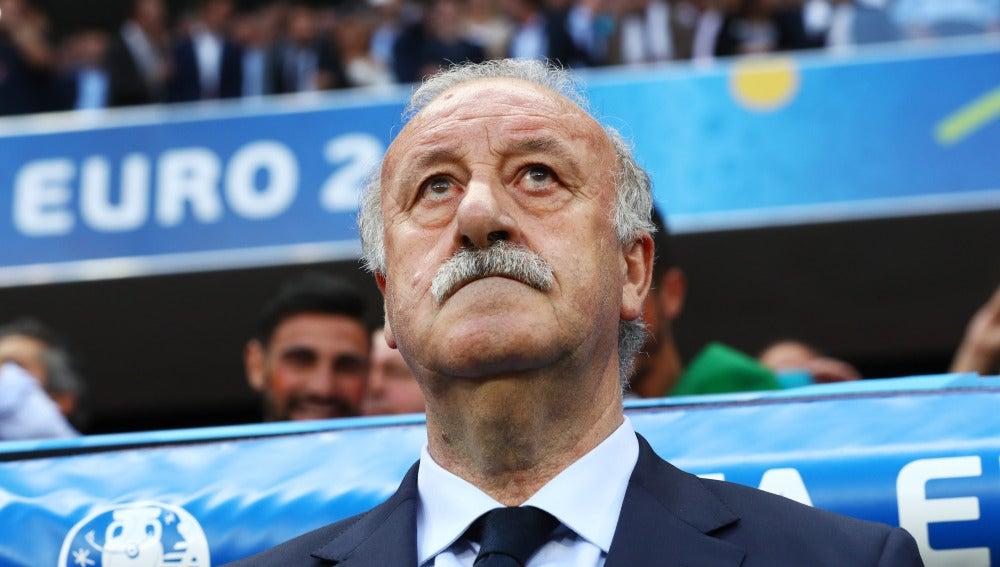 Vicente del Bosque pide prudencia pese al paso de España a octavos de final