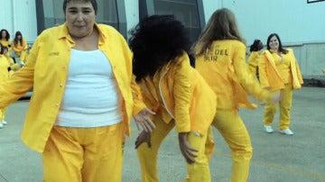 Baile de las presas en 'Vis a vis'