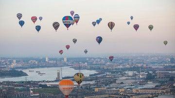 Sobrevolando Londres (19-06-2016)